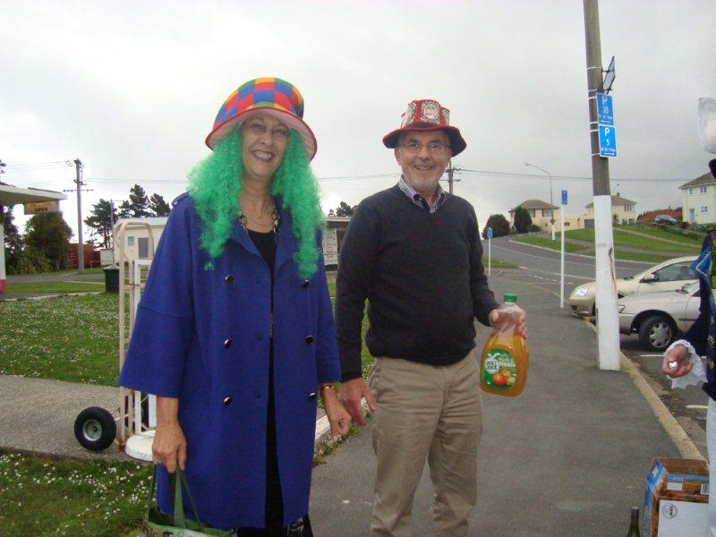 Mary And Ken Mad Hatters