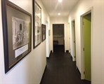 Hallway Leading To Changerooms And Toilets