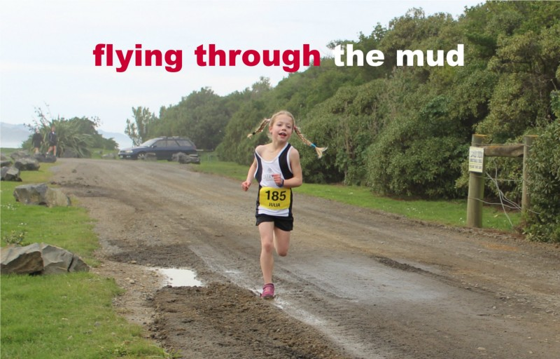 Flying The Mud