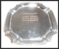 Junior Woman Tray