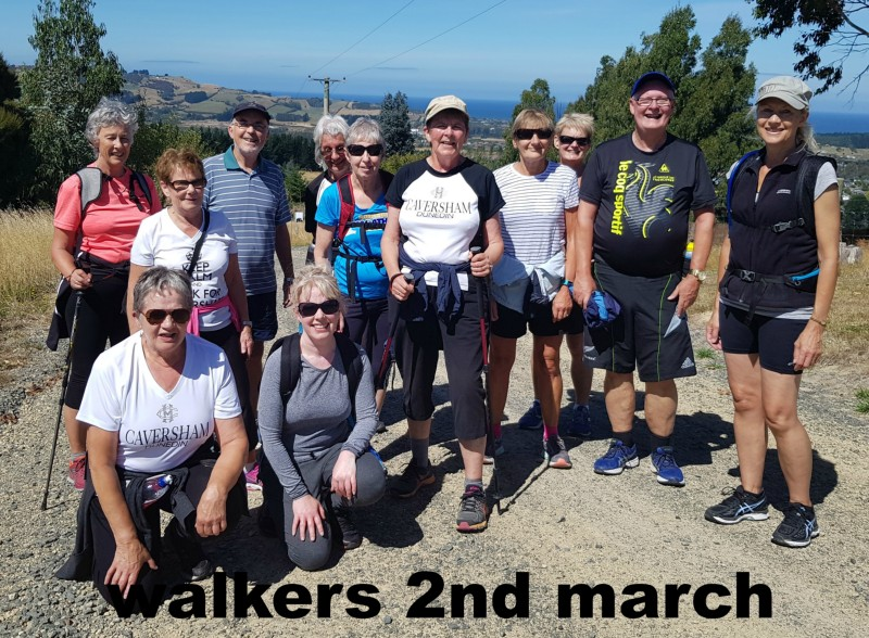 Walkers Saturday 2Nd March 2019 Photo Dave Mcwhinnie